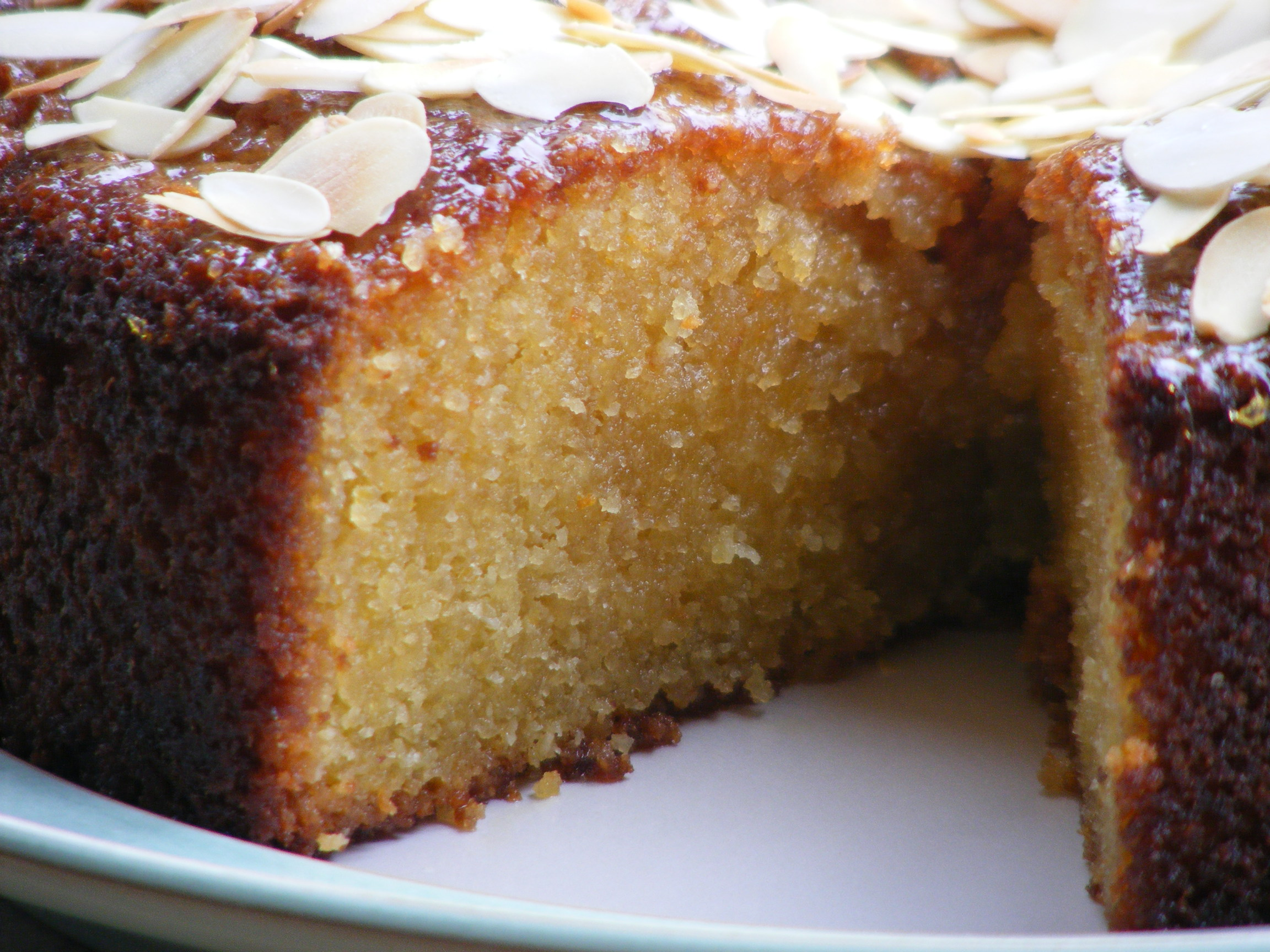 Almond and Orange Cake « The Mulberry Cook